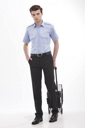 Koszula 7, spodnie garniturowe