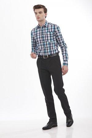 Koszula 8, spodnie garniturowe